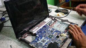 لپ تاپ، LCD